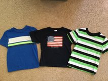 Boys t-shirts...size 4T in Naperville, Illinois