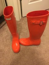Hunter Boots in Fort Drum, New York