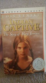 Indian Captive in Watertown, New York