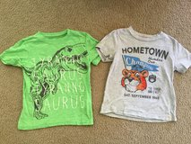 Carter's t-shirts...size 4t in Aurora, Illinois