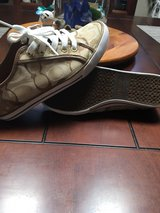size 6 Coach shoes in Vacaville, California