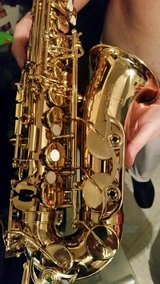 J. Erich R475 Saxophone with Case in Bellaire, Texas
