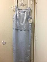 2pc New light blue shimmery dress in Conroe, Texas