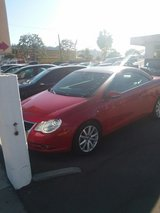 2011 VW Eos Komfort fully loaded Leather Nav in San Diego, California