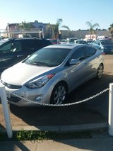 2011 Hyundai Elantra Limited GPS Nav Leather in San Diego, California