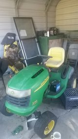 John Deere Mower in Fort Polk, Louisiana