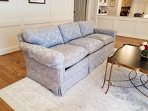 Vintage Down-filled Sofa in Kingwood, Texas