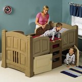 Twin size fort bed in Fort Leonard Wood, Missouri