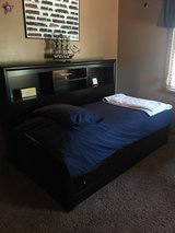 Espresso twin day bed in Tinley Park, Illinois