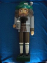 NUTCRACKER ( MADE IN GERMANY ) COLLECTIBLE 18-inches TALL in Fort Lewis, Washington