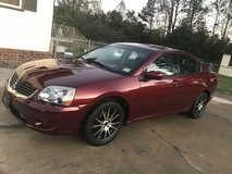 2007 Galant LOW MILES!!! in Greenville, North Carolina