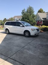 2010 CHRYSLER TOWN & COUNTRY Van Touring Edition in Camp Lejeune, North Carolina