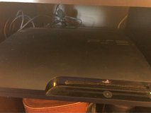 PS3 and 3 games in New Lenox, Illinois