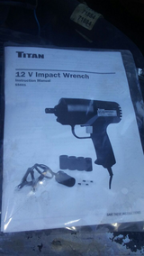 12 volt impact wrench in Fort Polk, Louisiana