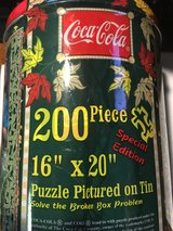 New Coca-Cola Puzzle 200 Pieces in Fort Knox, Kentucky