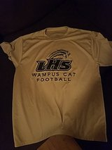 UHS Football shirt in Leesville, Louisiana