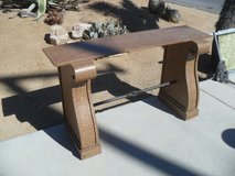 &&   Cool Funky Table / Desk   && in Yucca Valley, California
