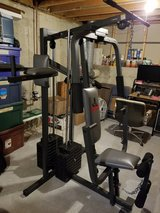 Weider home gym in Morris, Illinois