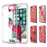 iPhone 7 Case Clear  5PCS Replaceable Patterned Card in Clarksville, Tennessee