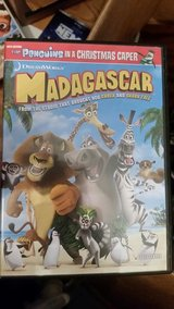 Madagascar Including The Penguins in a Christmas Caper in Wilmington, North Carolina
