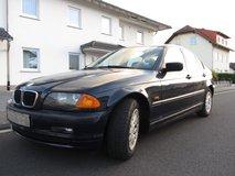 BMW 318 i automatic, Model 2001, A/C, one ownder vehicle in Ramstein, Germany
