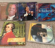 Classical music CD lot in Joliet, Illinois