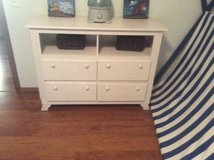 Real wood kids dresser/changing table and shrunk in Ramstein, Germany