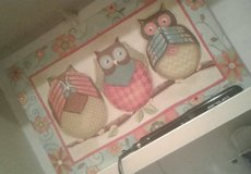 owl decor in Fort Campbell, Kentucky