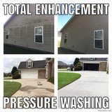 Pressure washing services in Macon, Georgia