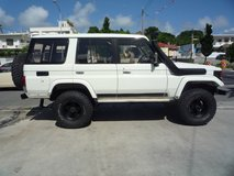 TOYOTA Land Cruiser70 ZX 1993y January Diesel in Okinawa, Japan