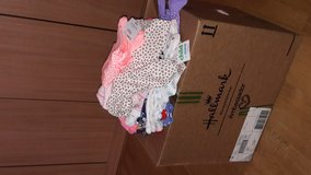 Baby Girl Clothes 0-6months in Ramstein, Germany