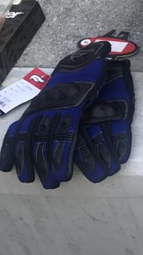 New Fulmer G22 Vented Hard Knuckle XL Motorcycle Gloves in Okinawa, Japan