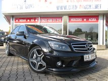 '10 Mercedes-Benz C-Class C 63 AMG in Ramstein, Germany