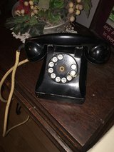 1950's phone in Plainfield, Illinois