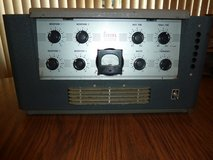 Rare Wards Airline Amplifier tube amp sound equipment 74GSG ? Phonpgraph PA Mic in Joliet, Illinois