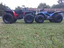 TWO _4 wheeler FOR SALE in Camp Lejeune, North Carolina