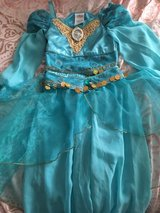 Disney store princess jasmine costume in Hinesville, Georgia