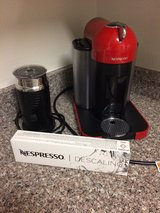 Nespresso and milk frother in Fort Irwin, California