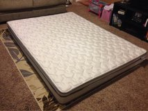 Accolade Firm Queen Mattress (Brand New Condition) in Fort Campbell, Kentucky