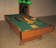 KASSON 8 ft. Slate Pool Table - Located in Palatine in Oswego, Illinois