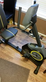 Gold's Gym Cycle Trainer 390 R in Fort Leonard Wood, Missouri