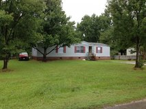 Single family doublewide available 10/25 in Camp Lejeune, North Carolina