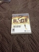 Rage for PS3 in Quad Cities, Iowa