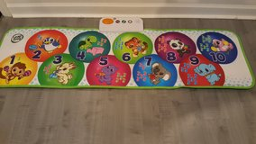 Leap Frog Musical Counting Play Mat in Morris, Illinois