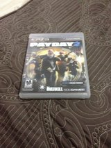 Payday2 on PS3 in Quad Cities, Iowa