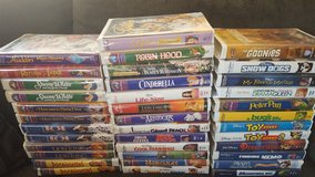 Disney VHS Tapes in Chicago, Illinois