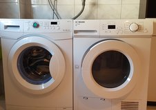 Washer and Dryer 220v in Ramstein, Germany