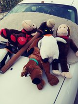 stuffed animals play  horse with sound in El Paso, Texas
