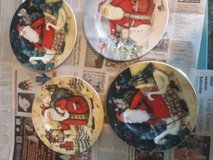 holiday home Christmas plates in Hinesville, Georgia