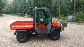 Kubota RTV 1100 cab and ac in Conroe, Texas